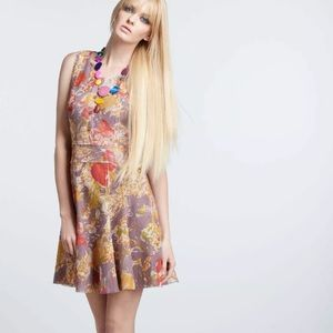 NWOT GREGORY Smoky Lillies Dress